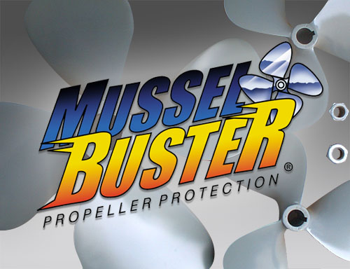 Mussel Buster Propeller Foul Release Coating